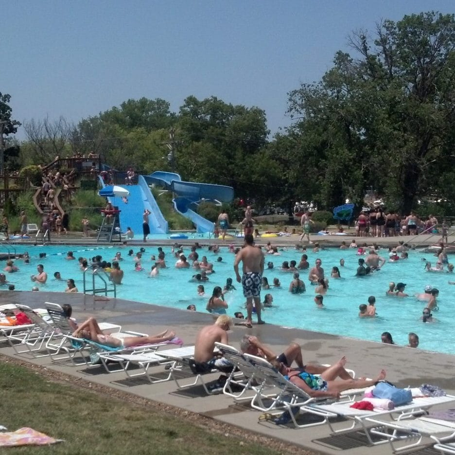 'Pittsburg, Kansas aquatic center
