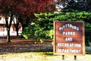 City of Pittsburg parks