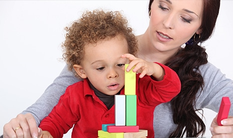Learning Through Play – Toddler Time Builds Connections and Teaches Social Skills