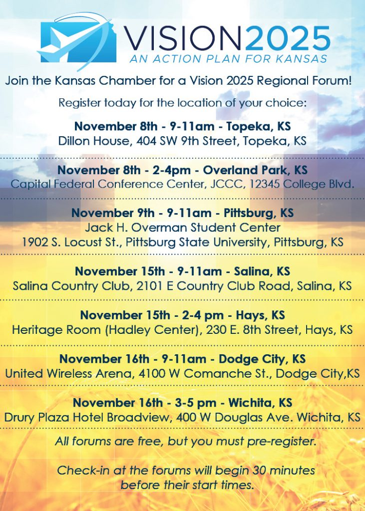 Kansas Chamber Forum