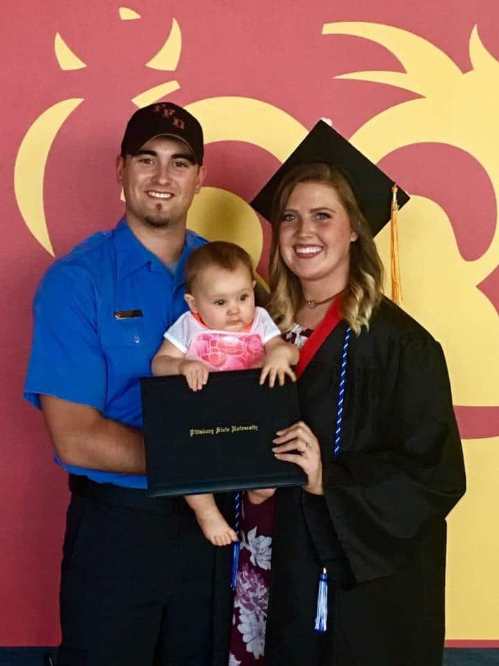 Stewart family photo