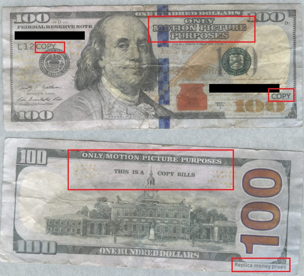 Fraud Alert: Counterfeit Bills Appear in Pittsburg | City of
