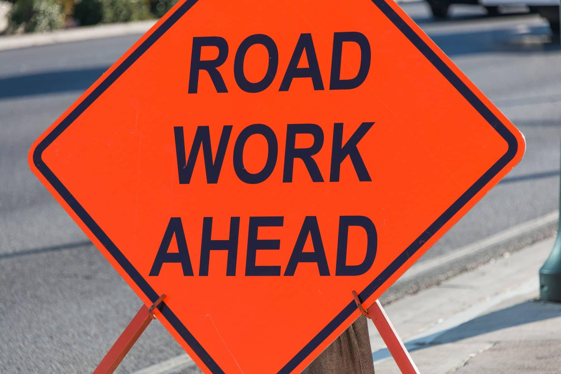 Road boring work on East 14th Street to cause traffic delays