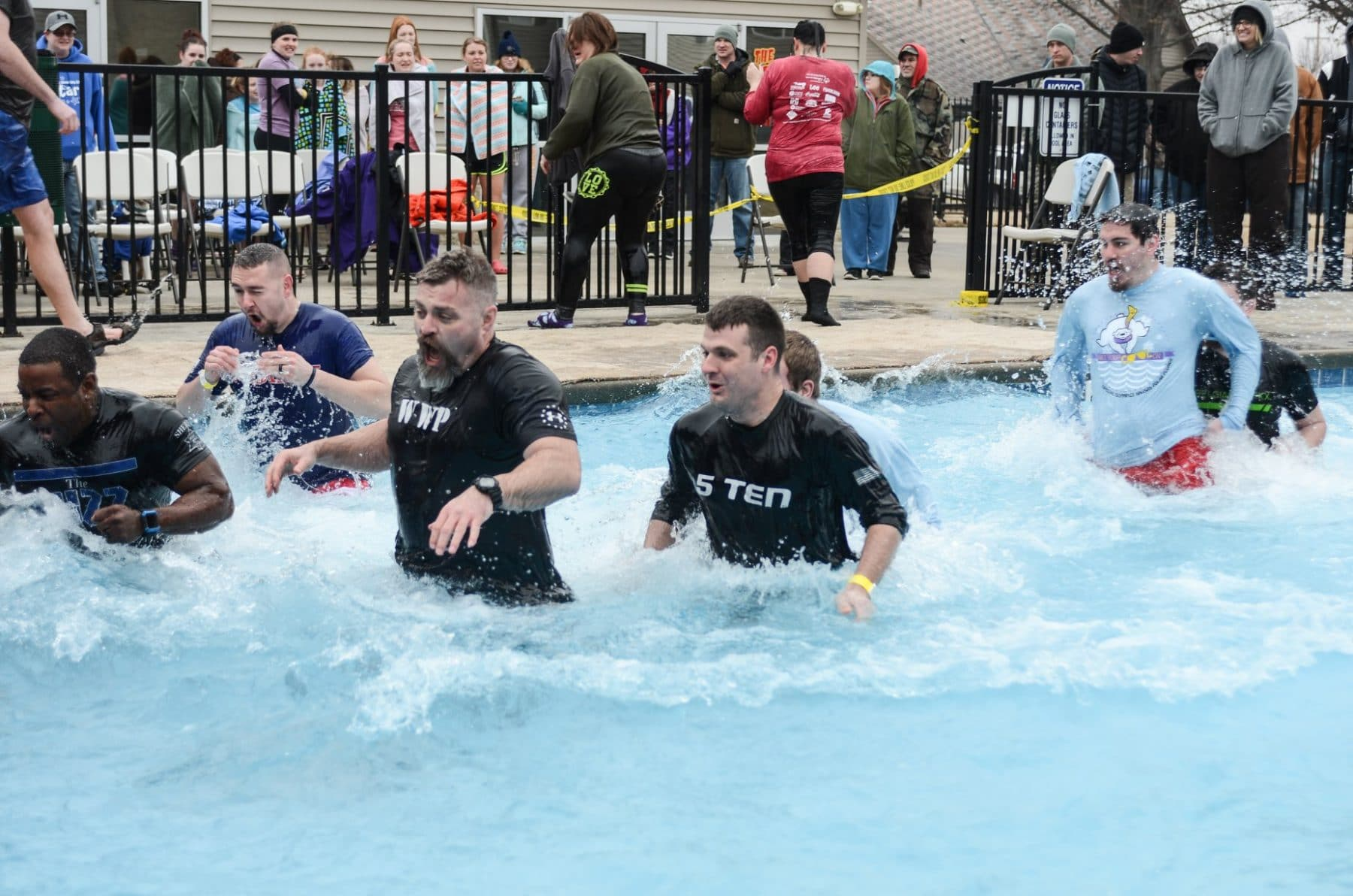 Pittsburg Polar Plunge and Strut