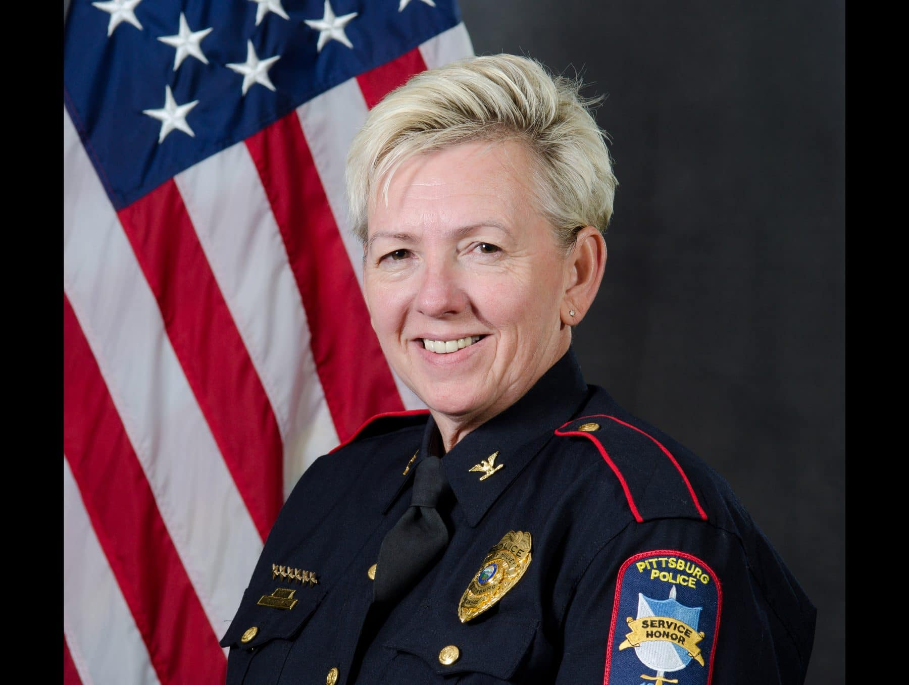 Pittsburg Police Chief Mendy Hulvey Announces Retirement