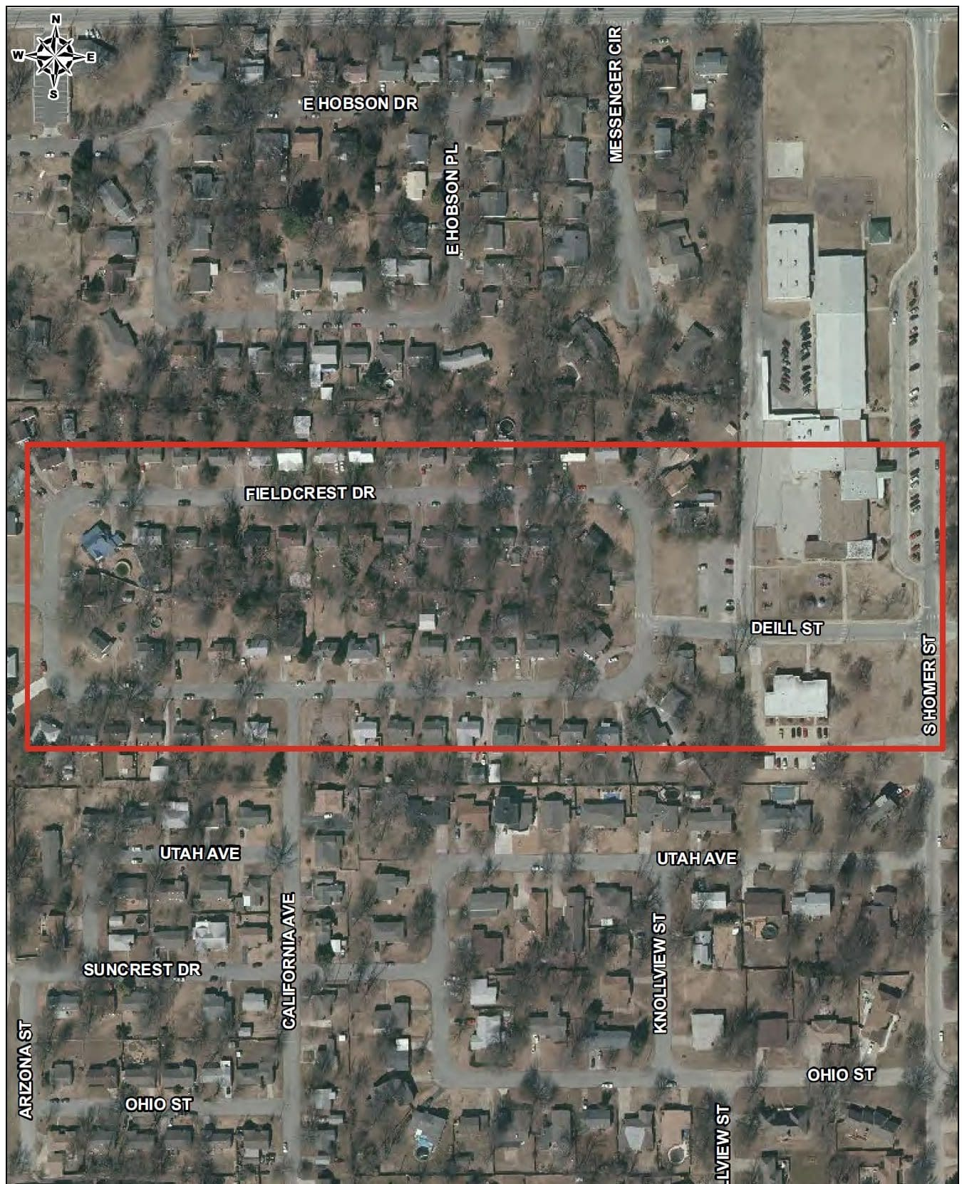 Water Main Replacement Project Begins April 17, 2018