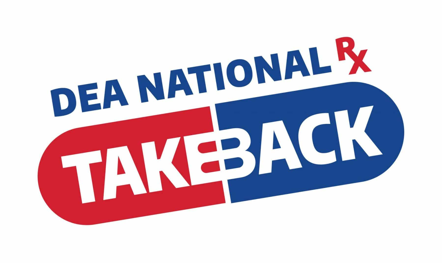 National Prescription Drug Take Back Day – 27 OCTOBER 2018