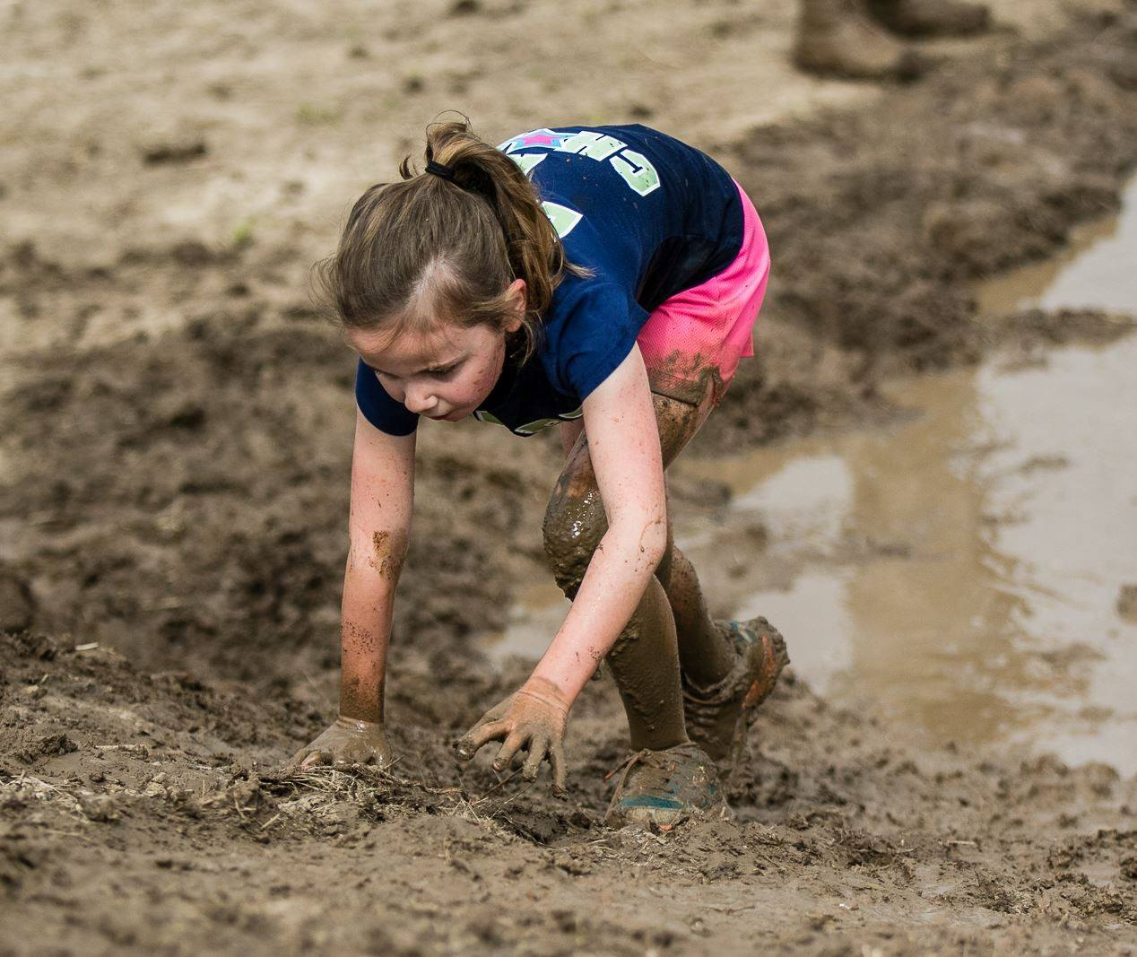 Just Another Mudder and Gorilla Dash set for April 28