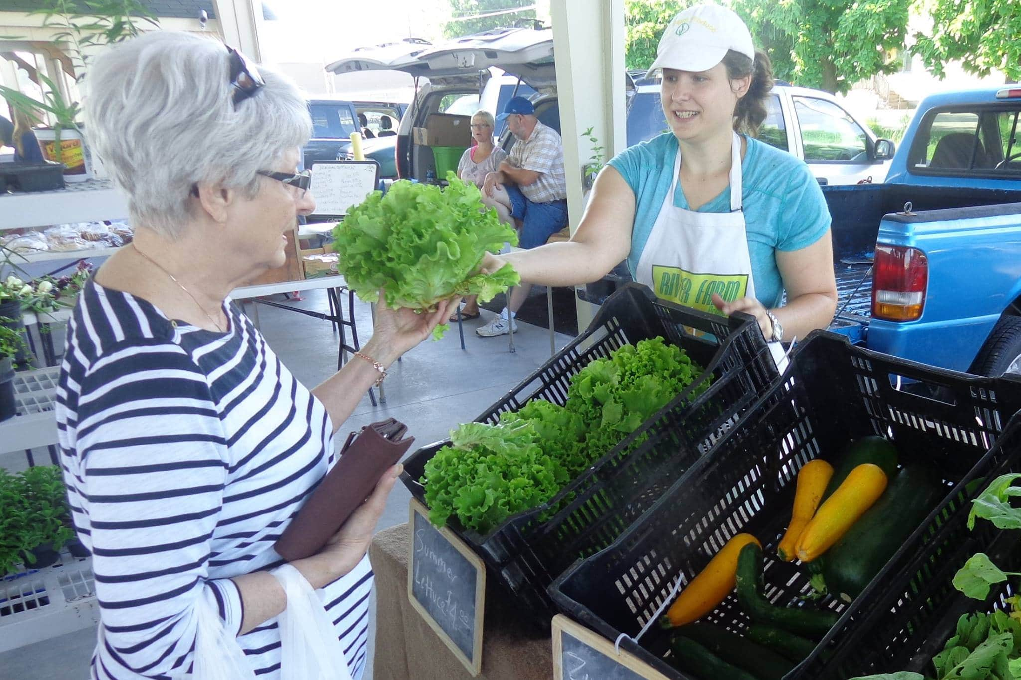 Farmers Market Grand Opening and Kids Day