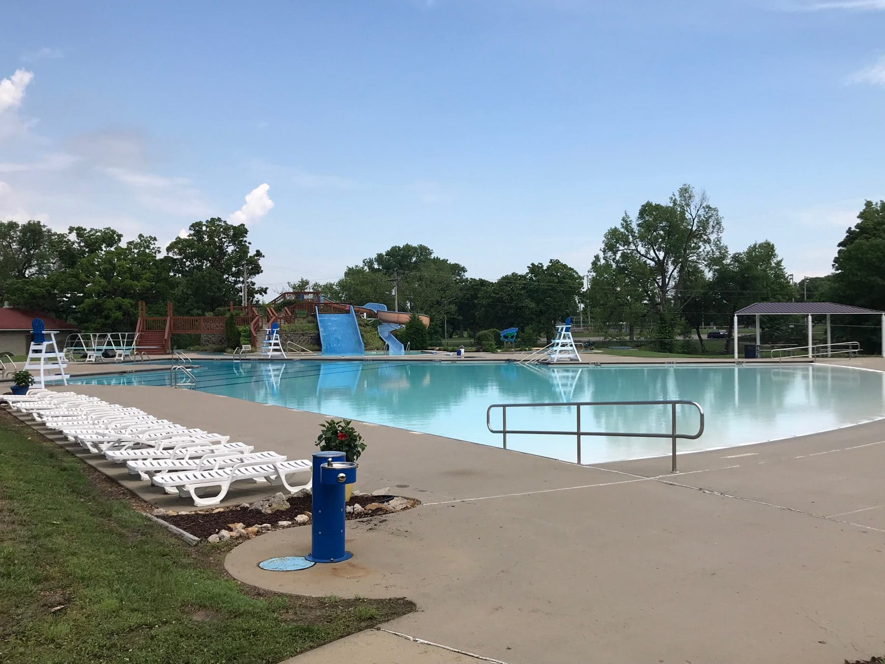 Pittsburg pools open for summer
