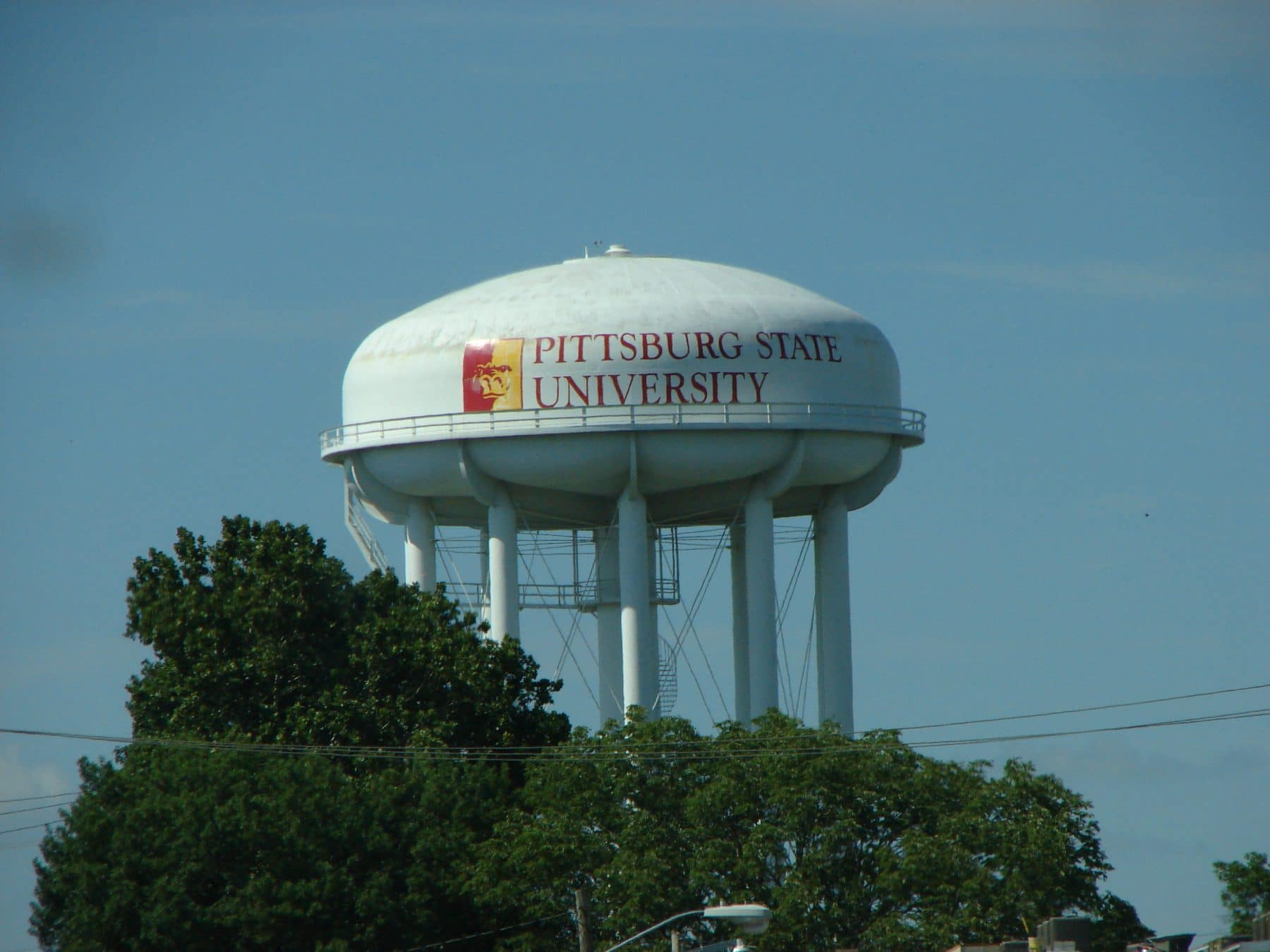 Water Tower Work to begin May 21, 2018