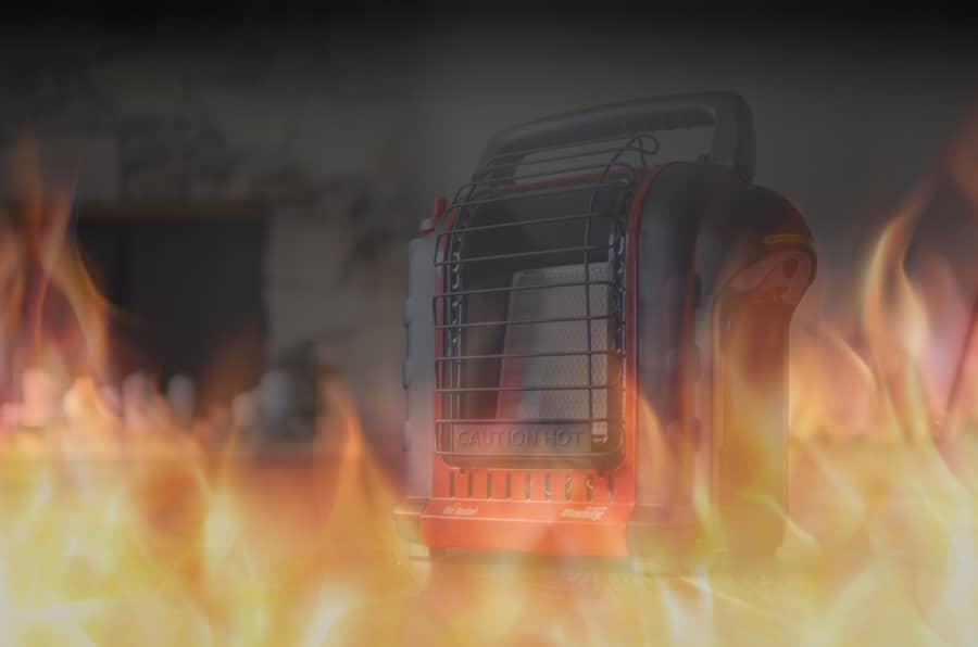 Fire risk rises as temperature drops