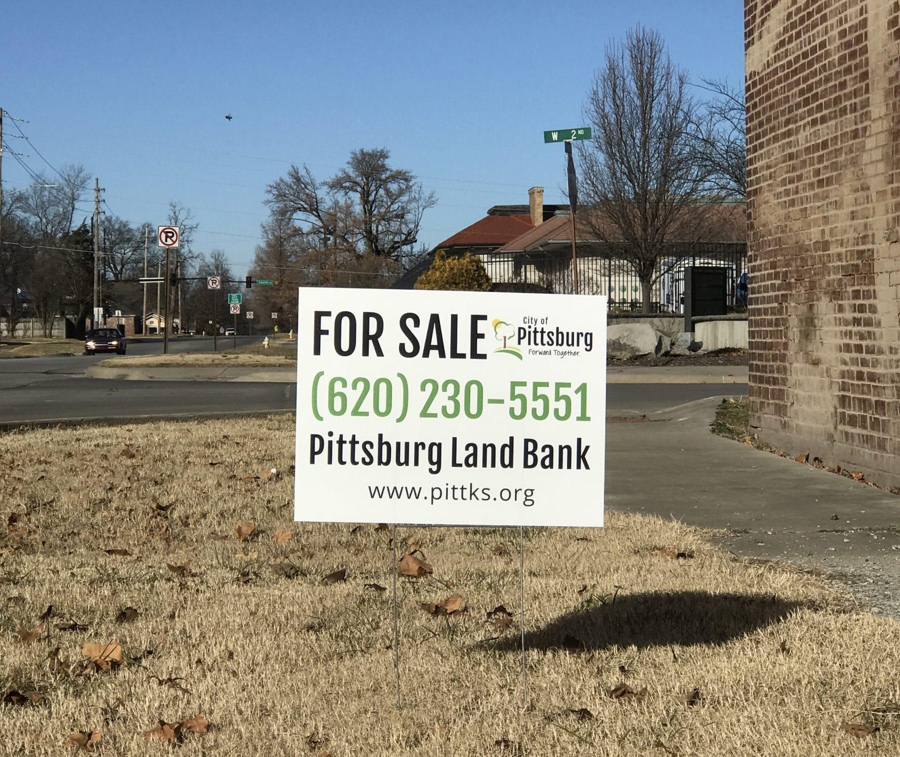 Land bank works to revitalize neighborhoods
