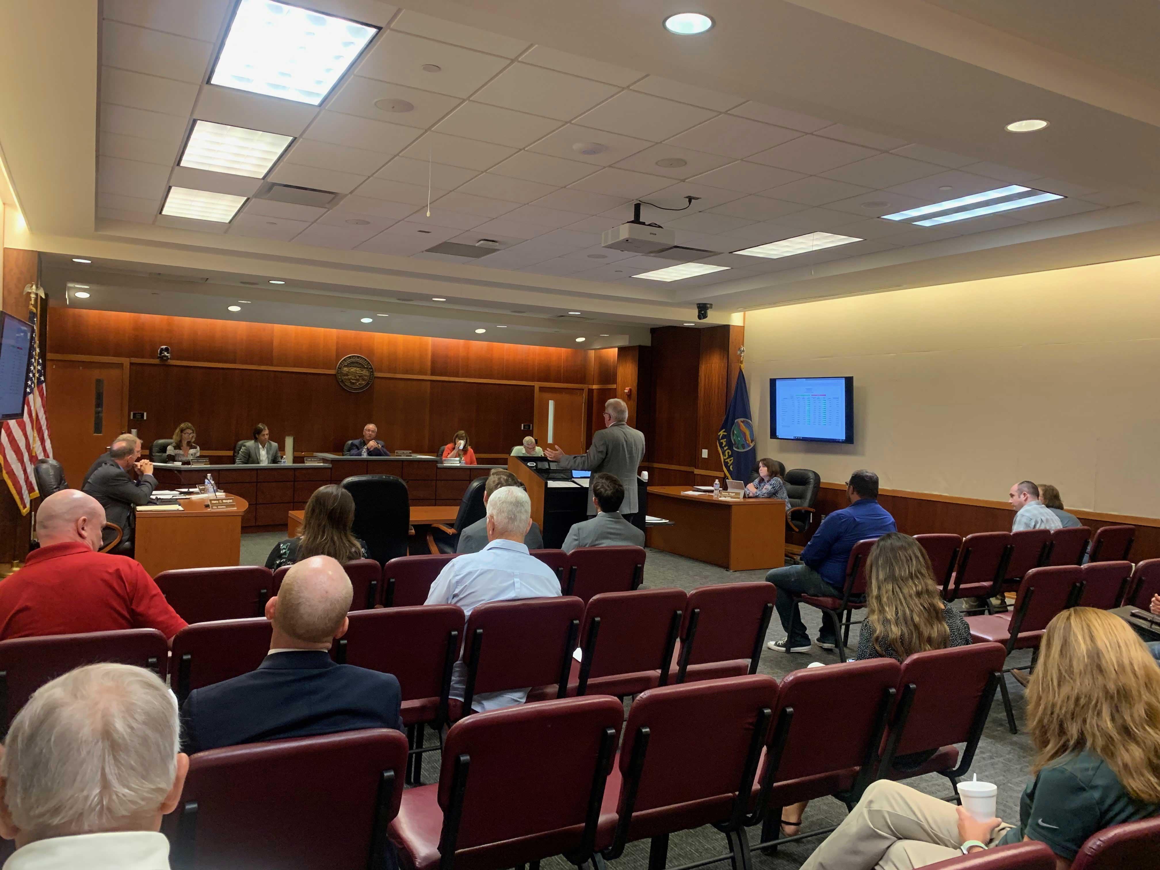 Pittsburg City Commissioner releases statement regarding road dispute in Frontenac
