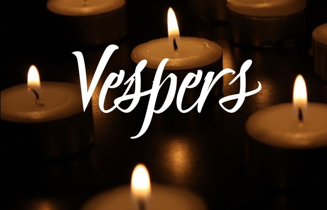 PHS Vespers Concert