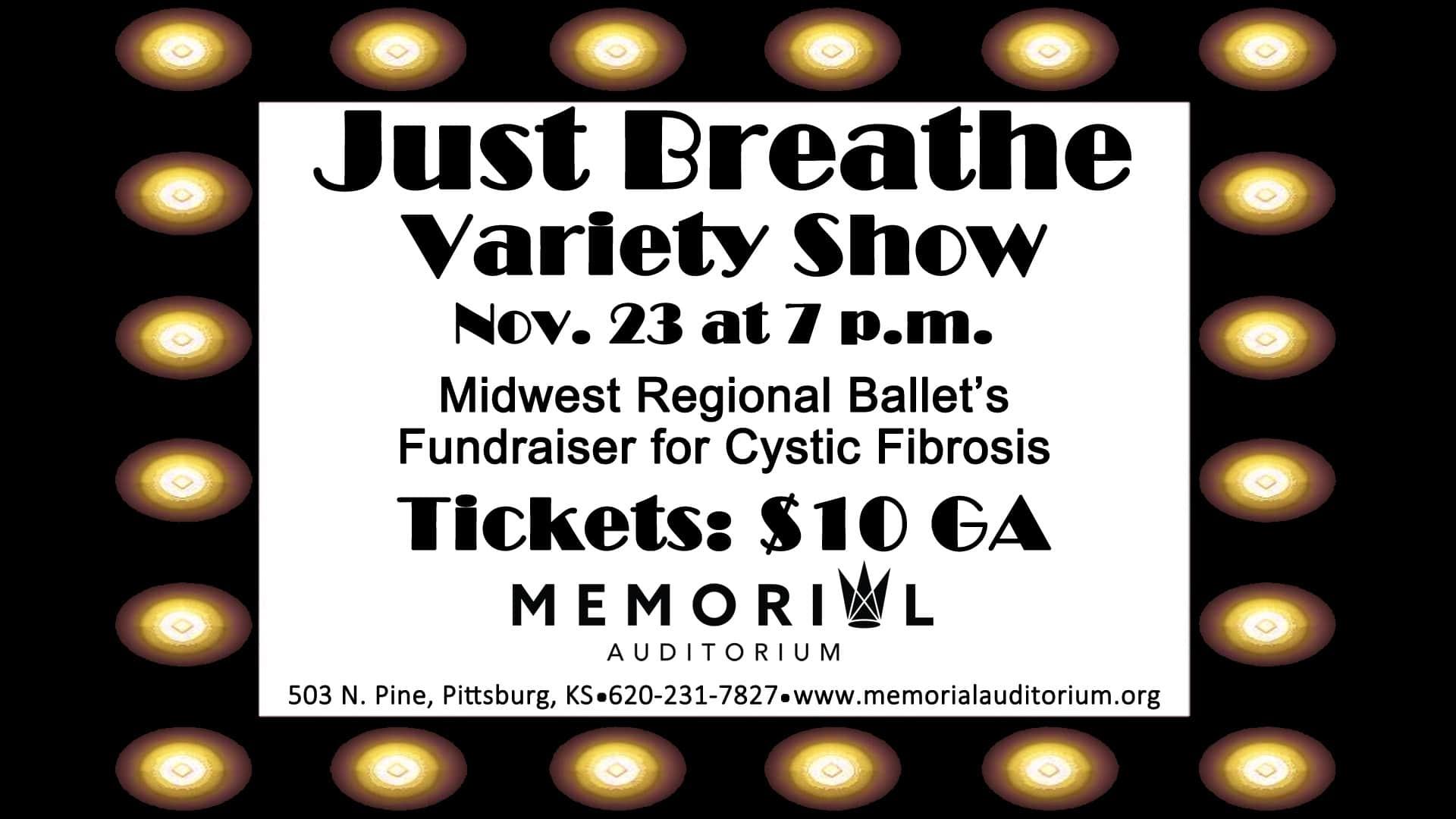 "MRB ""Just Breathe"" Variety Show"