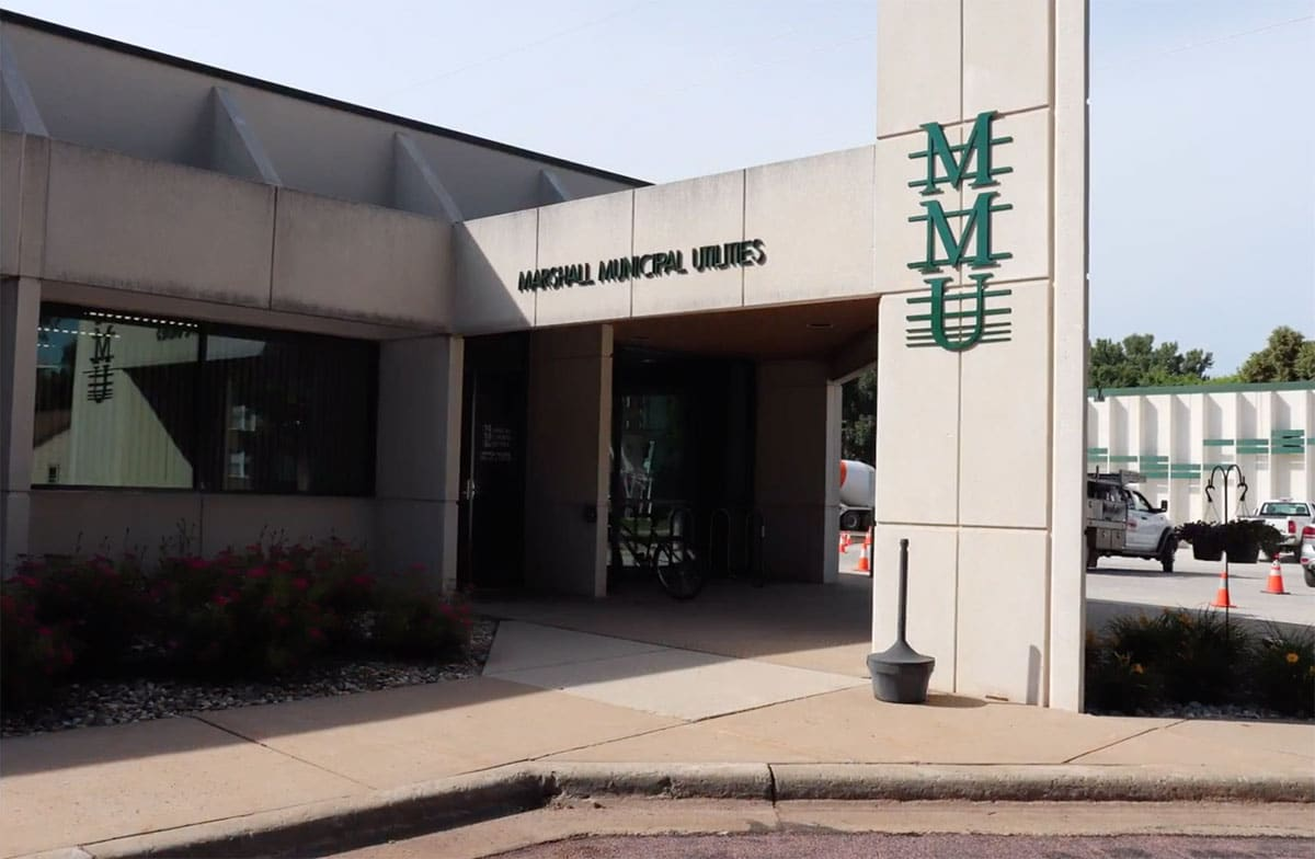 Marshall MN by Pittsburg Kansas