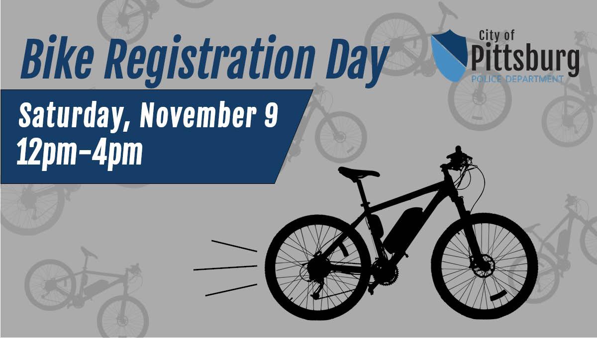 Bike Registration Day