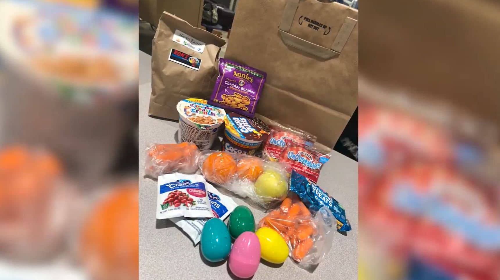 Pittsburg Parks & Recreation Department Easter Egg Surprise