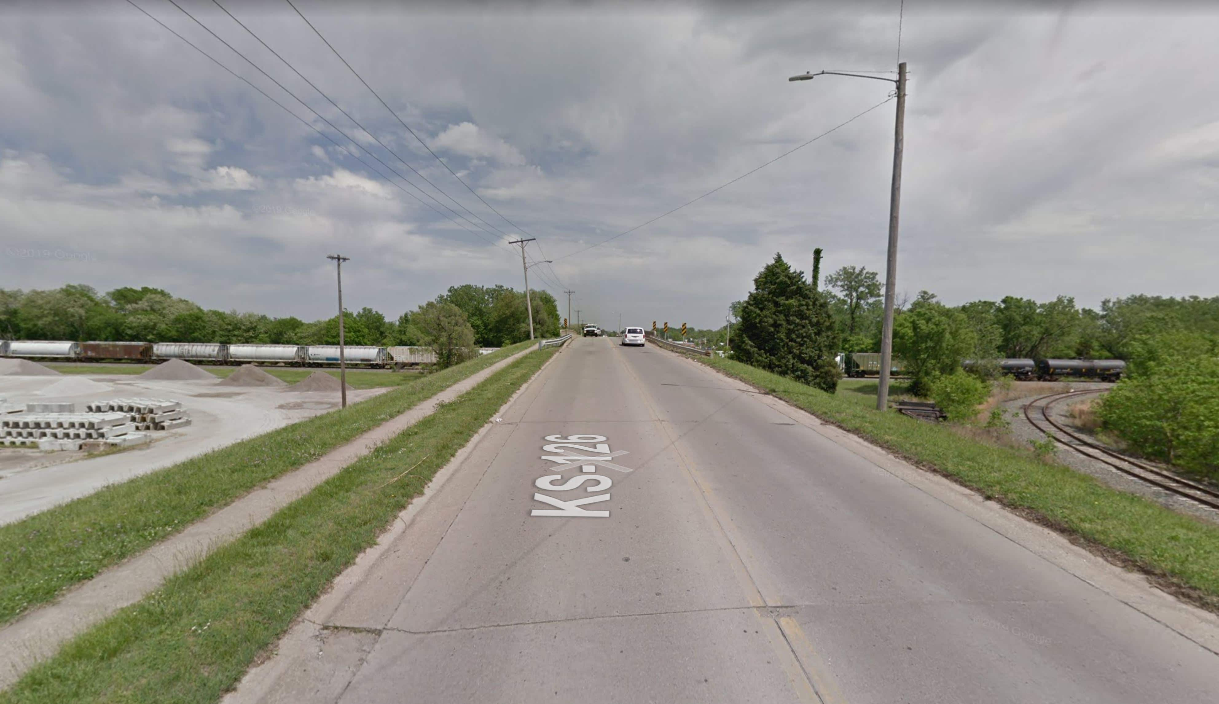 Fourth Street (K-126) bridge replacement project to begin May 26