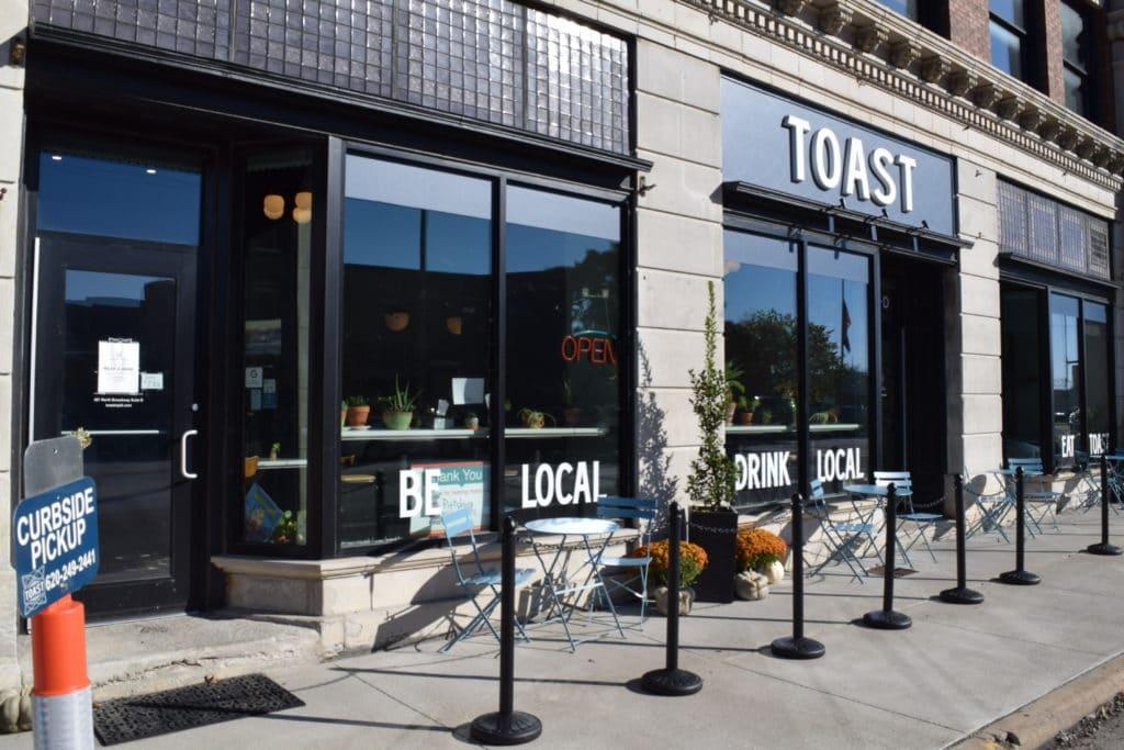 401 N. Broadway - TOAST, LLC
