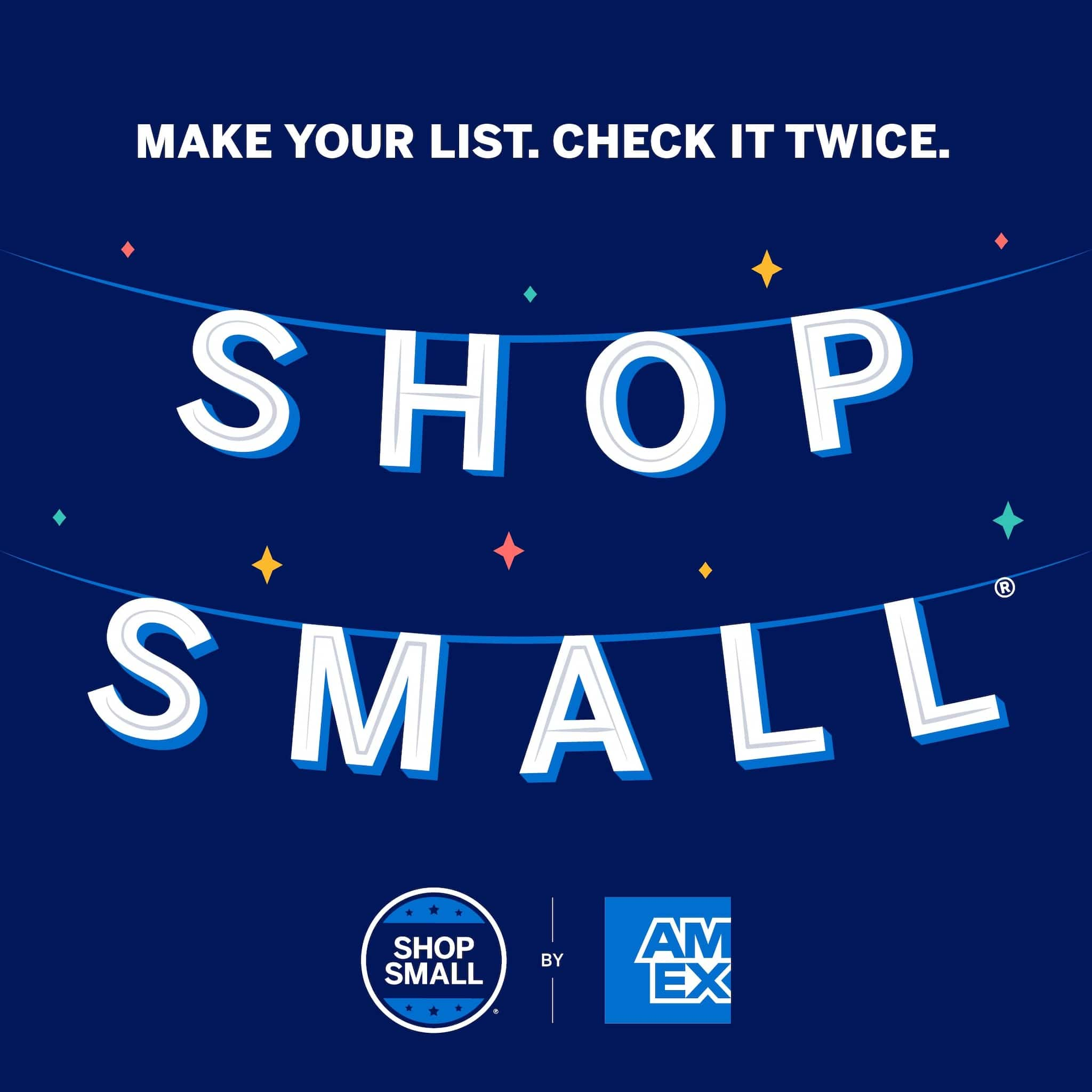 Small Business Saturday sign-up open