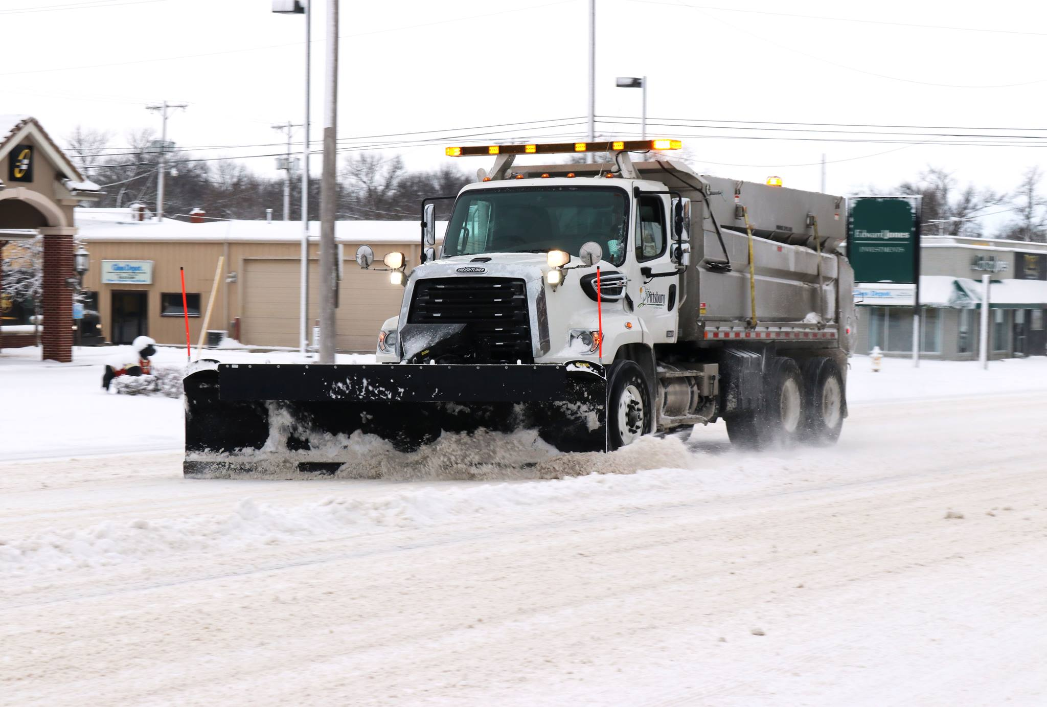February Storm Response – by Daron Hall