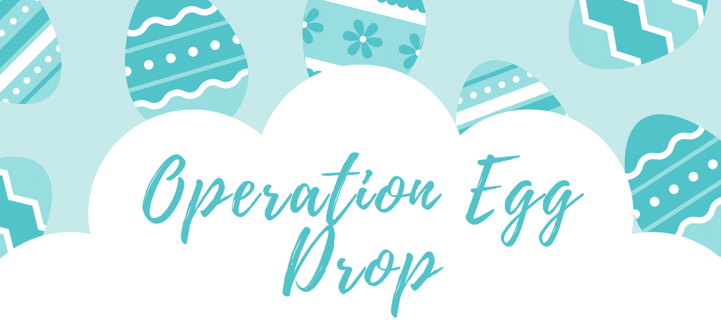 Sign up for the Pittsburg Parks & Recreation 'Operation Egg Drop'