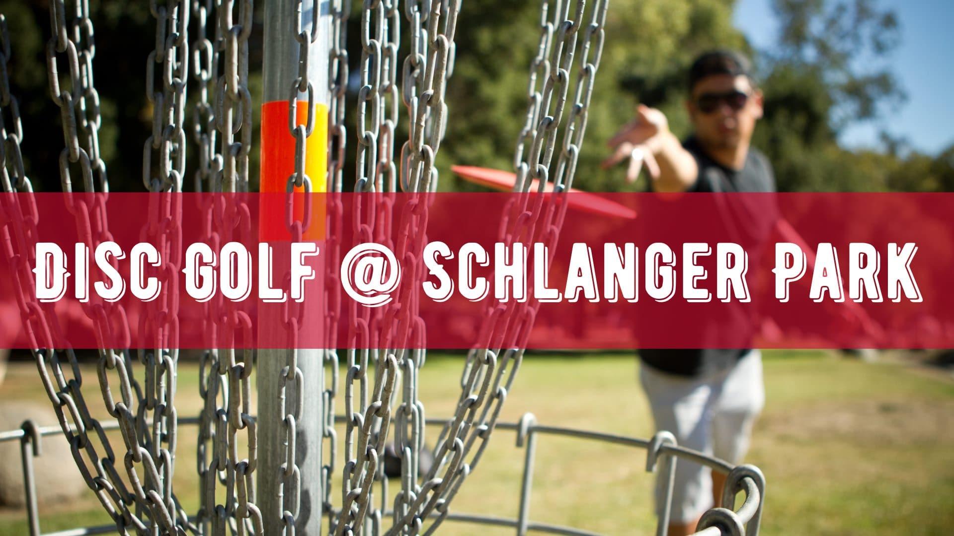 Disc Golf image