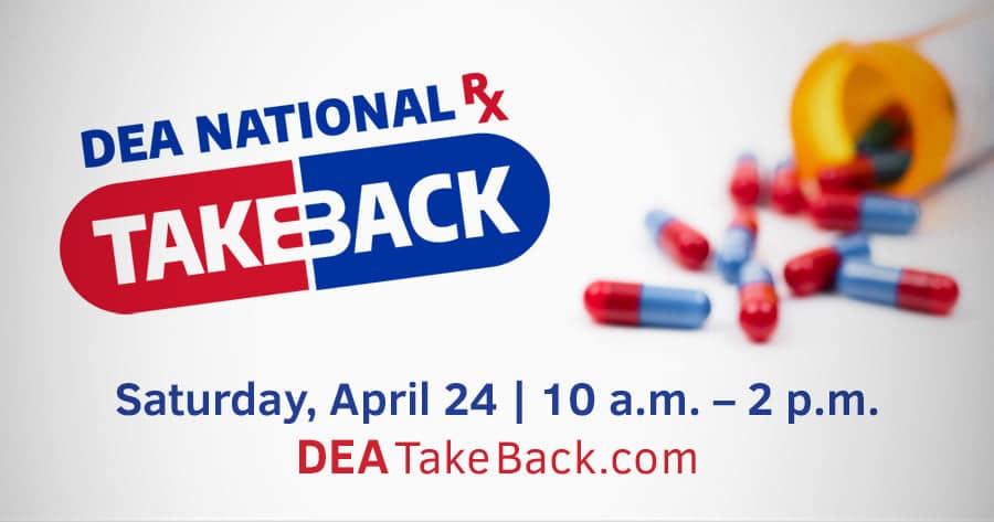 DEA takeback image