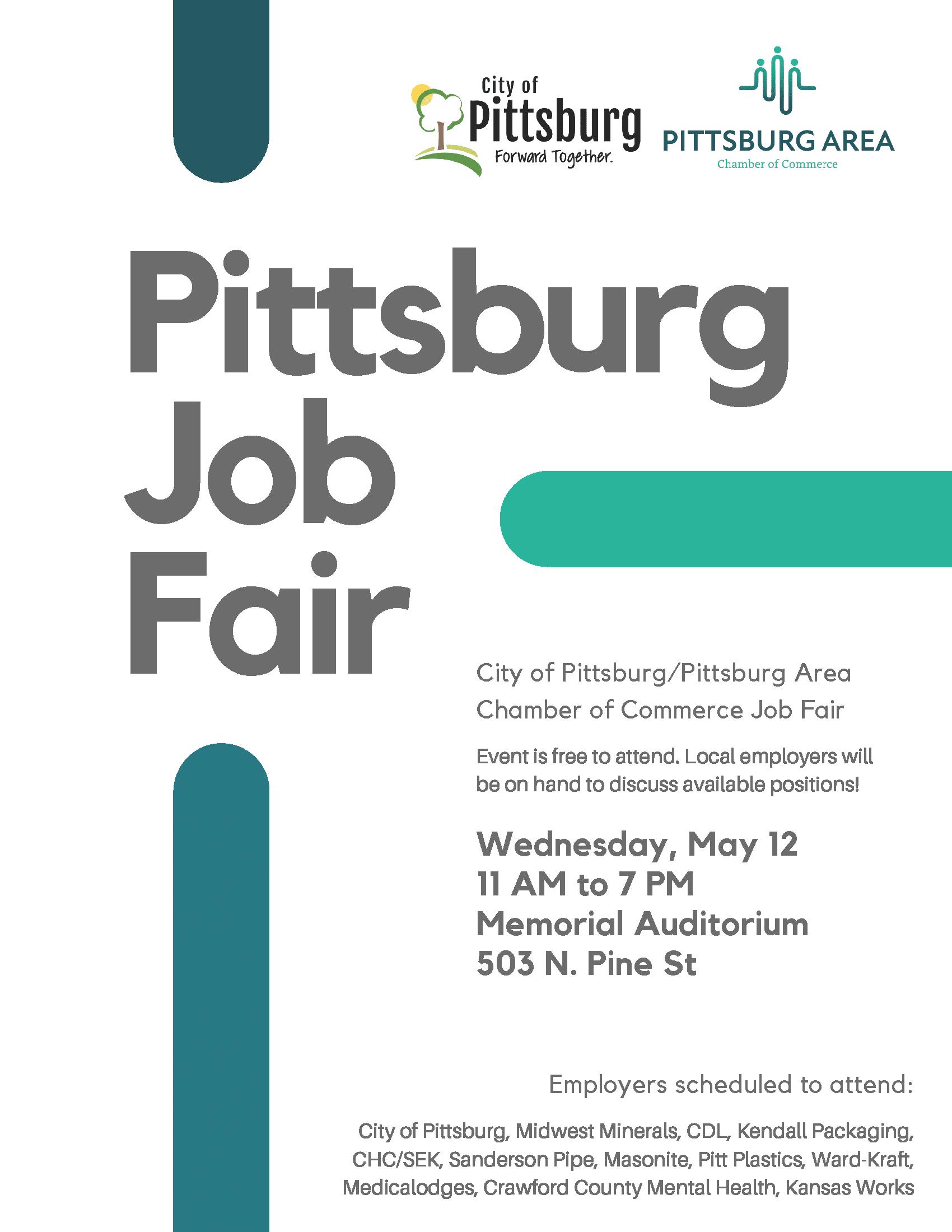 Pittsburg Job Fair