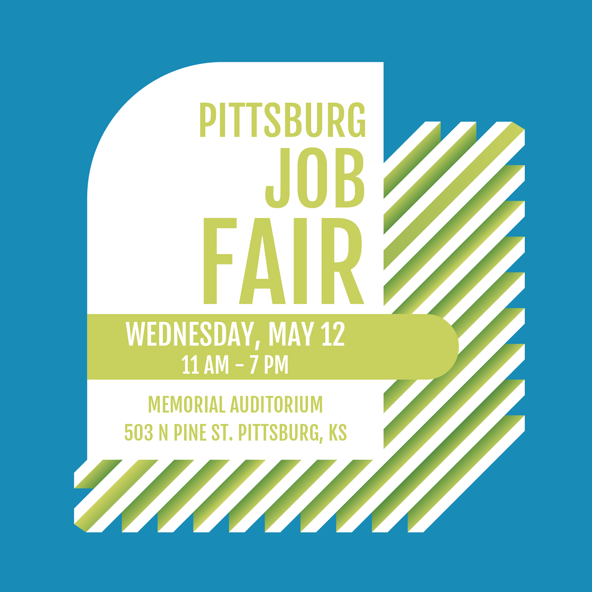 City of Pittsburg and Pittsburg Area Chamber of Commerce to Host Job Fair