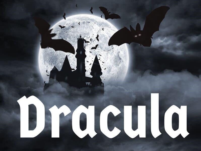 """PCT Presents """"Dracula"""""""